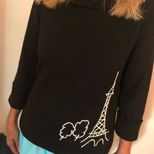 Christopher & Banks Sweaters - Eiffel Tower Sweater